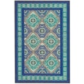Feizy® Saphir™ 2'6in. x 8' Callo Art Silk Pile Contemporary Rugs