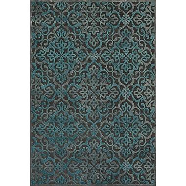 Feizy® Soho Carrara Art Silk Pile Contemporary Rug, 9'8