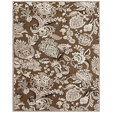 Feizy® Soho Penelope Art Silk Pile Floral Rug, 9'8