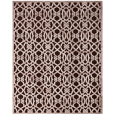 Feizy® Soho Penelope Art Silk Pile Contemporary Rug, 5'3