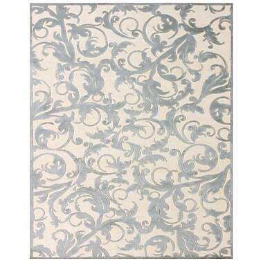 Feizy® Soho Penelope Art Silk Pile Contemporary Rug, 2'2