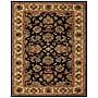 Feizy® Wakefield Rug, 4'x6', Black/Gold