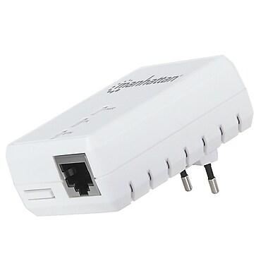 Manhattan 506670 SimpleNet HomePlug AV500 Adapter Starter Kit