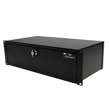 Startech.com® SH39LK 3U Rackmount Locking Storage Drawer