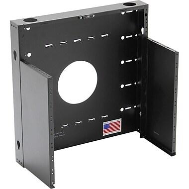 BlackHawk Labs® MiniRaQ 6U Standard Open Rack Cabinet