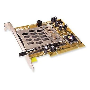Siig® PCI-to-PC Card Pro Adapter