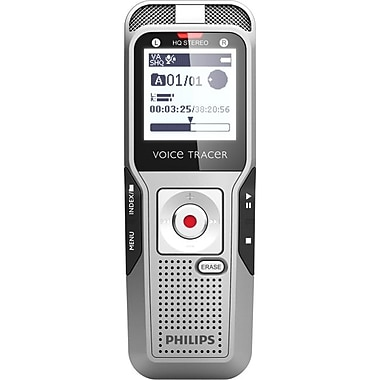 Philips DVT3400 Voice Tracer Digital Voice Recorder