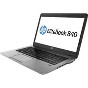 HP EliteBook 840 G1 - 14 - Core i5 4300U - Windows 7 Pro 64-bit / 8 Pro downgrade - 4 GB RAM - 500 GB HDD