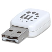 Manhattan® Mini 300N Wireless USB Adapter