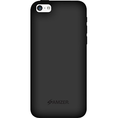 Amzer® Pudding TPU Case For iPhone 5C, Black