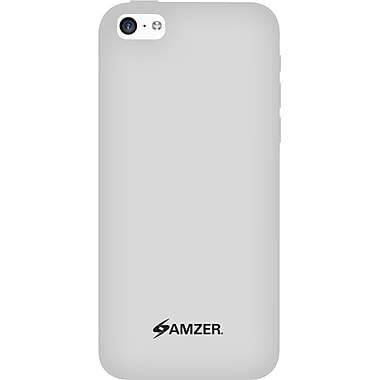 Amzer® Pudding TPU Case For iPhone 5C, White