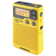 Sangean DT-400W 4.2 AM/FM Digital Weather Alert Pocket Radio