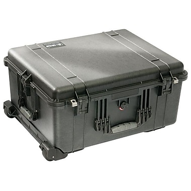 Pelican™ 1610 Shipping Hard Case Without Foam, Black