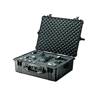 Pelican™ 1600NF Copolymer/Stainless Steel Hard Case, Yellow