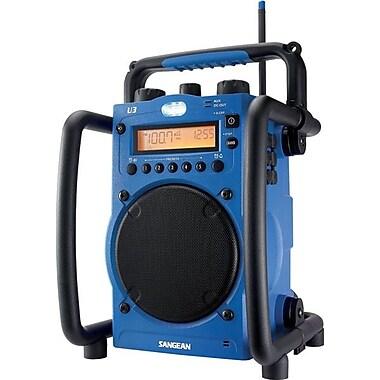 Sangean U-3 FM/AM Ultra Rugged Digital Tuning Radio Receiver