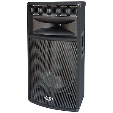 Pyle® PADH1569 1000 W 2-Way 15in. Speaker Cabinet