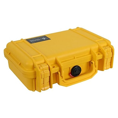 Pelican™ Carrying Case For Handheld PC, Yellow
