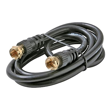 STEREN® 6' RG-59 Patch Cable