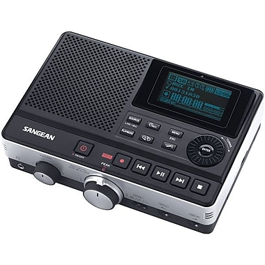 Sangean DAR-101 2in. Digital MP3 Voice Recorder