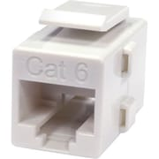 STEREN® Cat.6 in Line Coupler Adapter, White
