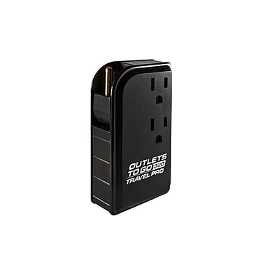 Monster® Outlets to Go 300 Power Adapter For Laptop