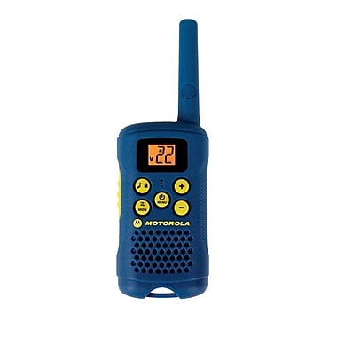 Motorola MG160A Talkabout Two-Way Radio, Blue