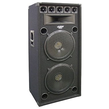 Pyle® PADH-152 1200 W 3-Way 15in. Speaker Cabinet