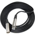 Nady® 10' XLR to XLR Microphone Cable, Black