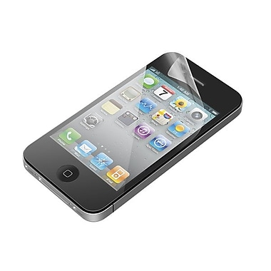 Belkin® B2A021 Screen Protector For Apple iPhones 4/4S, Transparent
