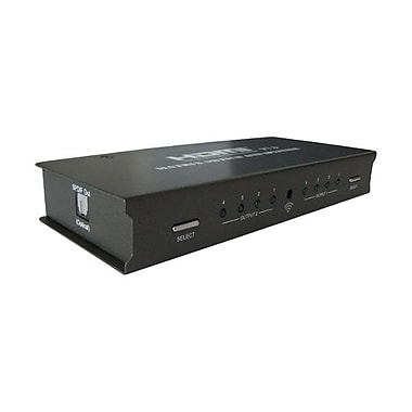 RF-Link™ 4 Input/2 Output HDMI Ports Audio/Video Switchbox