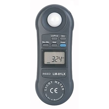 Reed LM-81LX Light Meter
