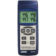 Reed SD-947 4-Channel Thermocouple Thermometer/Data Logger