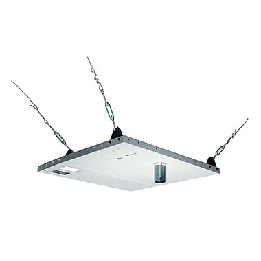 Peerless-AV® CMJ453 2 Pieces Suspended Ceiling Mount Kit, White