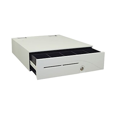 APG 100 Series Cash Drawer, White