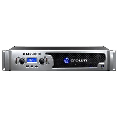 Crown® XLS 2000 375W 2 Channel DriveCore Stereo Power Amplifier