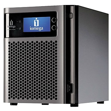 Lenovo™ StorCenter px4-300d Network Attached Storage Server, 12TB, 110 - 220 VAC