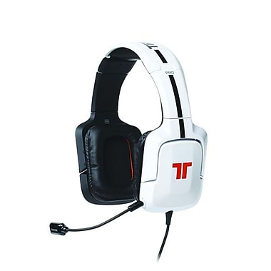 Tritton® Pro+ True 5.1 Over-The-Head Gaming Headset, White
