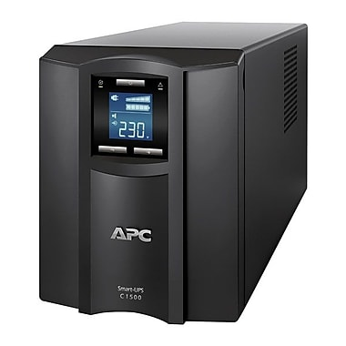 APCMD – Système d'alimentation sans coupure en attente active SMC1500L, gamme Smart-UPS, affichage ACL, 1500 VA