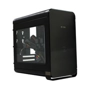 EVGA Hadron Air Mini-tower System Cabinet, Black
