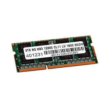 VisionTek® 8 GB (1 x 8 GB) DDR3 (204-Pin SDRAM) DDR3-1600 (PC3-12800) RAM Module