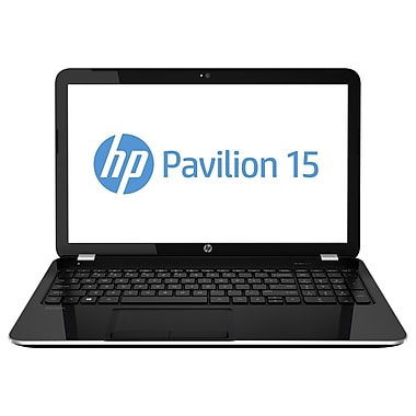 HP® Pavilion 15.6in. LED Notebook With Bluetooth, Intel® i3-4005U Dual-Core™ 1.70GHz 3MB