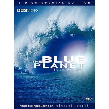 The Blue Planet: Seas of Life (DVD)