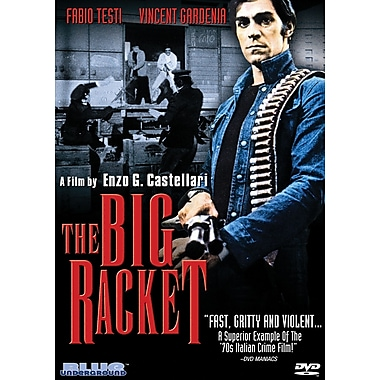 The Big Racket (DVD)