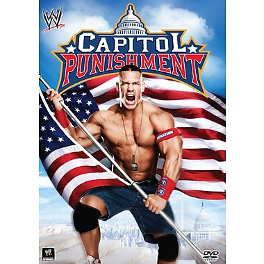 WWE 2011: Capitol Punishment 2011: Washington, DC: June 19, 2011 (DVD)