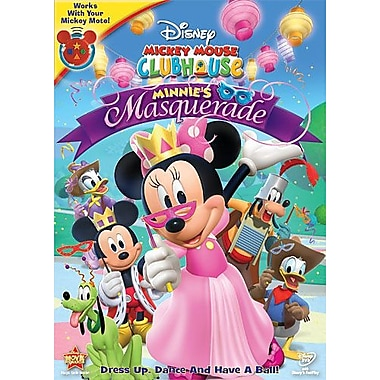 Minnies Masquerade (DVD)