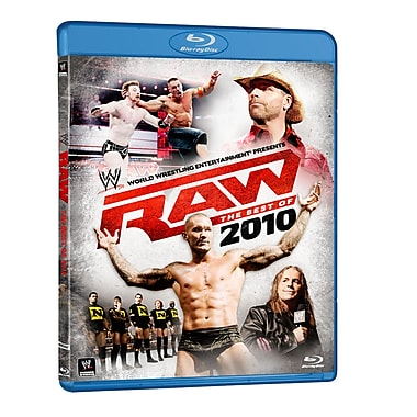 WWE 2011: Raw: The Best of 2010 (Blu-Ray)
