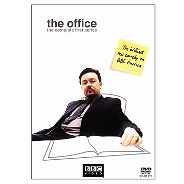 The office: The Complete First Series (DVD)