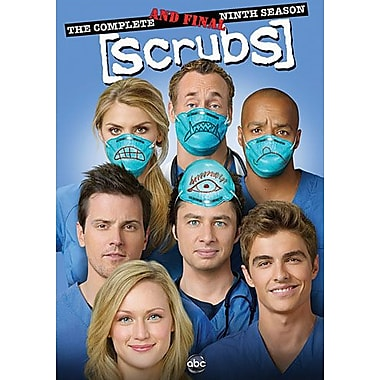 Scrubs: The Complete Ninth and Final Season (DVD)