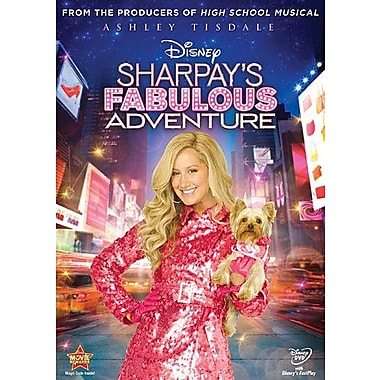 Sharpays Fabulous Adventure (DVD)