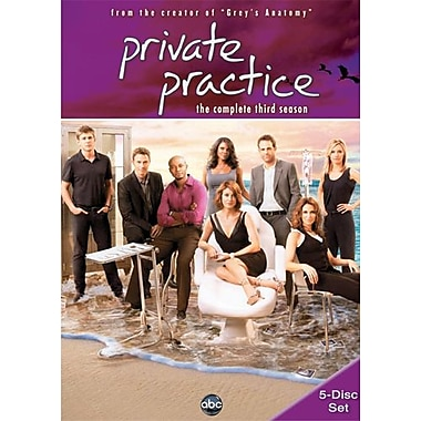 Private Practice: The Complete Third Season (DVD)